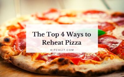 The Top 4 Ways to Reheat Pizza