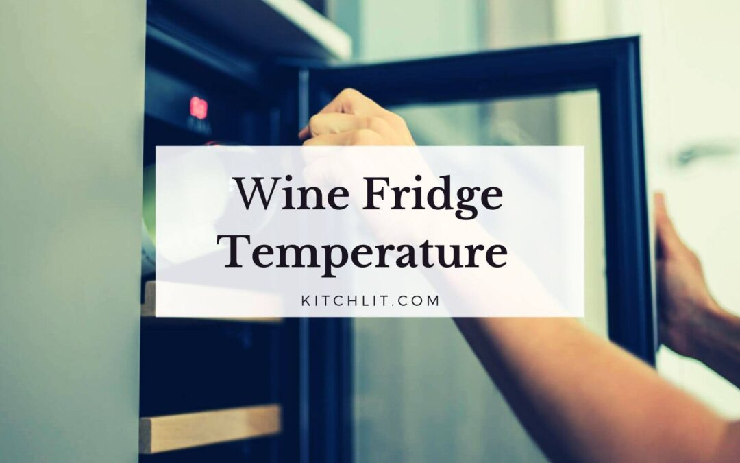 What Temperature Should My Wine Fridge Be Set At