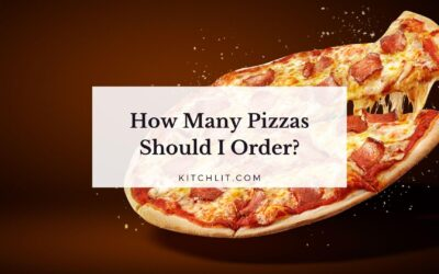 How Many Pizzas Should I Order?